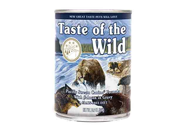 Pacific Stream Canned Dog Food