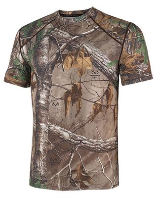 Mens Stalker Crew Short Sleeve Shirt