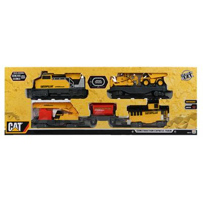 CAT Construction Express Train