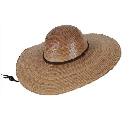 Women's Wide Brim Beach Hat