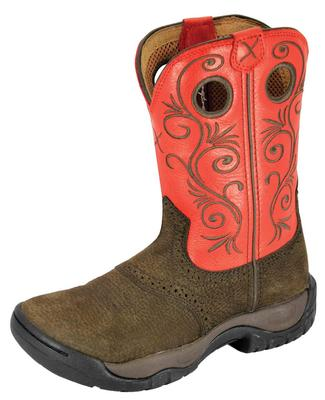 Women's All Around K Toe Boots