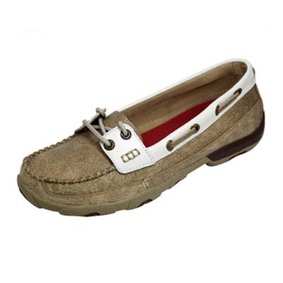 Women's Driving Moc D Toe Shoe