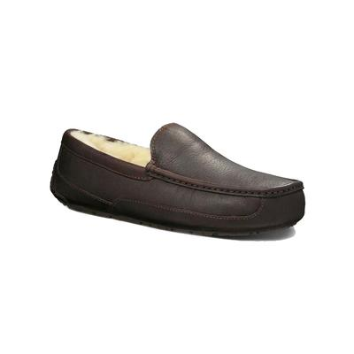 Men's Ascot Leather Slipper