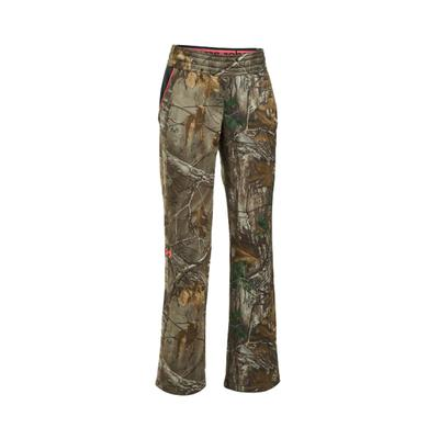 UA CAMO ARMOUR FLEECE PANT