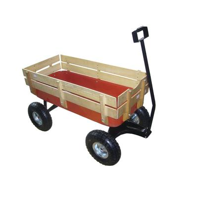 Big Foot Wood Stake Sides Wagon