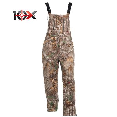 Men's 10X® Silent Quest Insulated Bib with Scentrex®