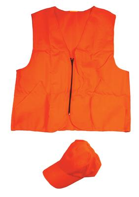 Blaze Vest & Hat Safety Combo