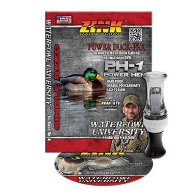 CALL ZINK PH-1 DUCK SMOKE POLY DVD