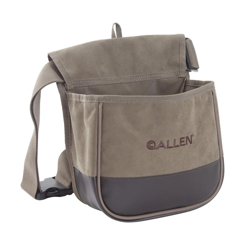 Select Canvas Double Compartment Shell Bag