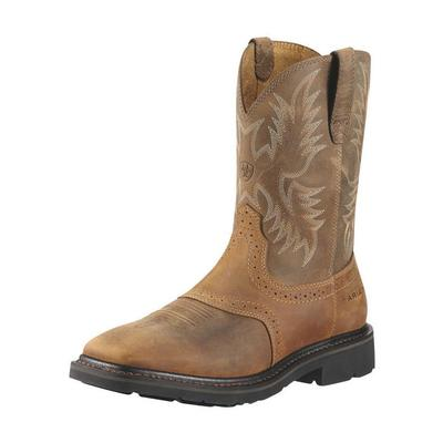 Men's Sierra Wide Square Toe Boot