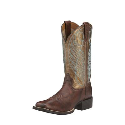 Women's Round Up Wise Square Toe Boot