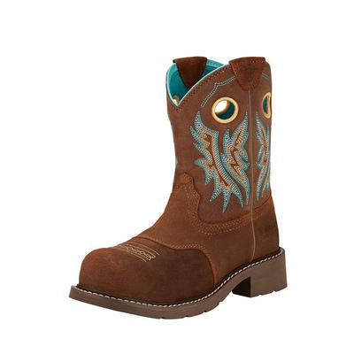 Women's Fatbaby Cowgirl Composite Toe Boot
