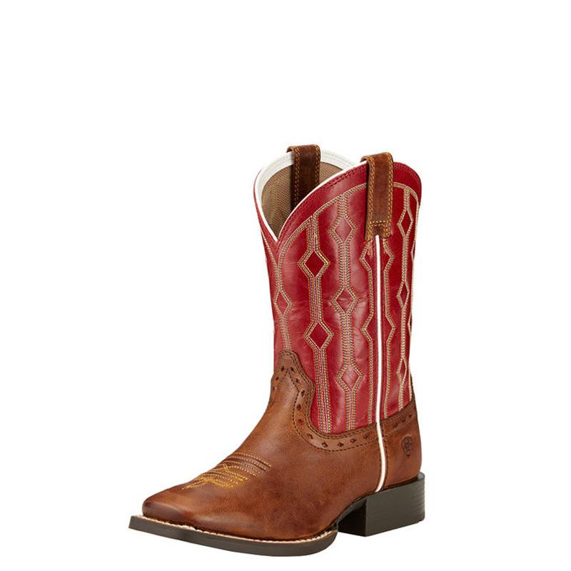 Kid's Live Wire Western Boot