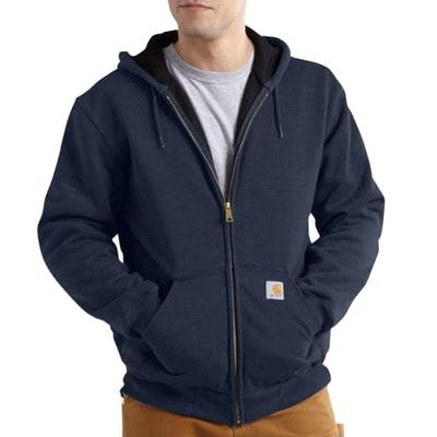 Rain Defender® Rutland Thermal-Lined Hooded Zip-Front Sweatshirt