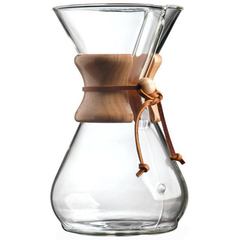 Eight Cup Classic Chemex Coffeemaker