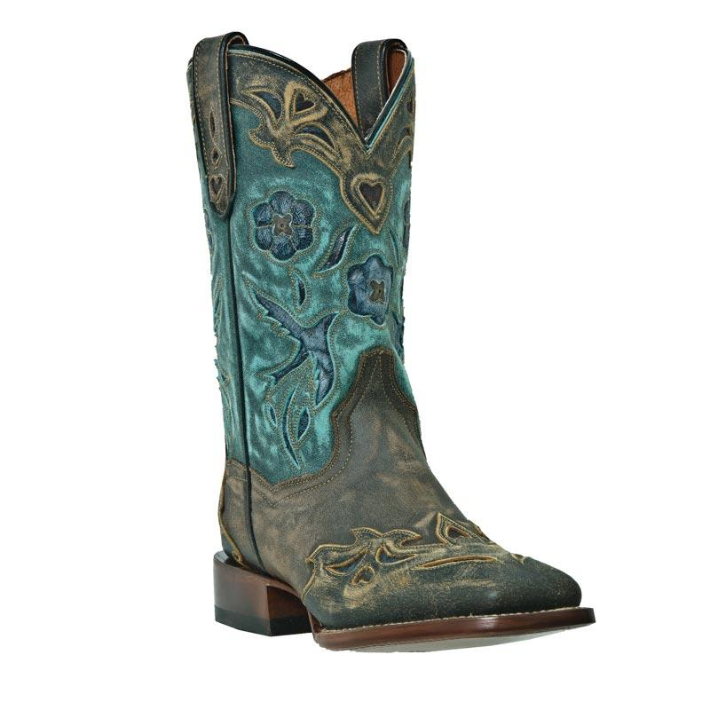 Women's Bluebird Cowboy Certified Boot