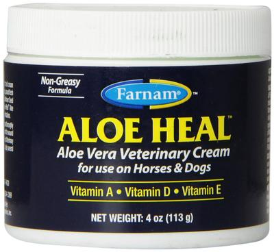 Aloe Heal Vet Cream - 4 oz