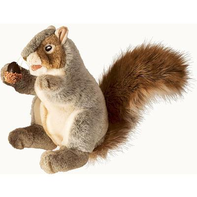 Grey Squirrel Puppet