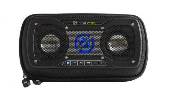 Speaker Rock Out 2 Solar W/Bluetooth
