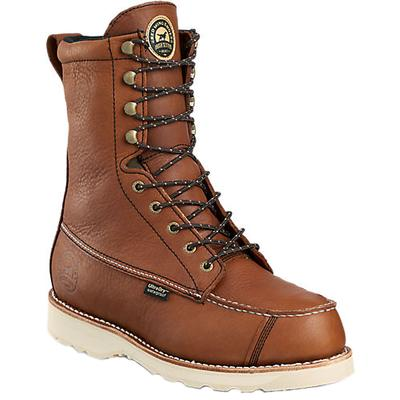 Men's 9-inch Waterproof Insulated Leather Wingshooter Boot