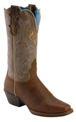 Womens Rugged Stampede Boot