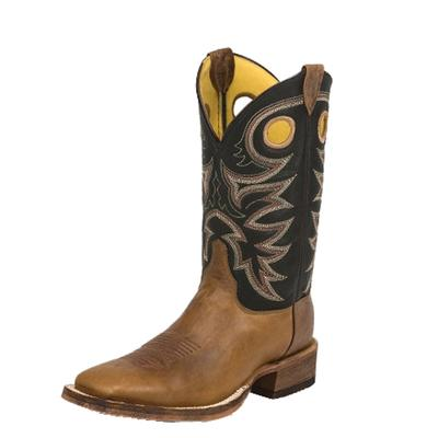 Men's Tobacco Cowhide 11