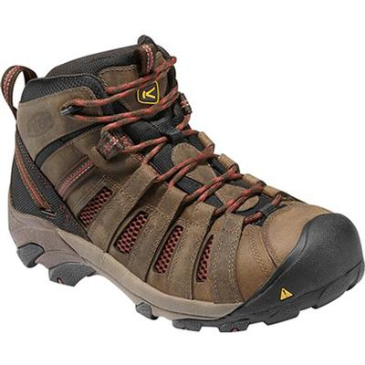 Men's Flint Mid Steel Toe Boot