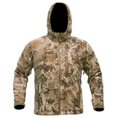 Kryptek Mens Vellus Jacket