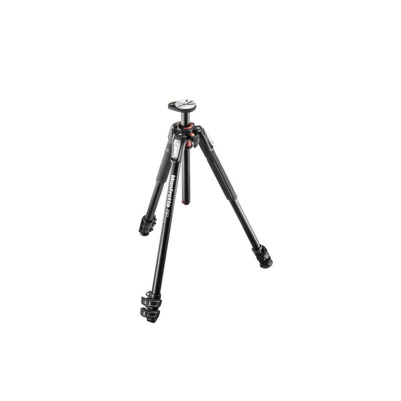 190 Aluminium 3- Section Tripod