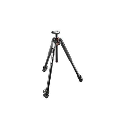 190 Aluminium 3-Section Tripod