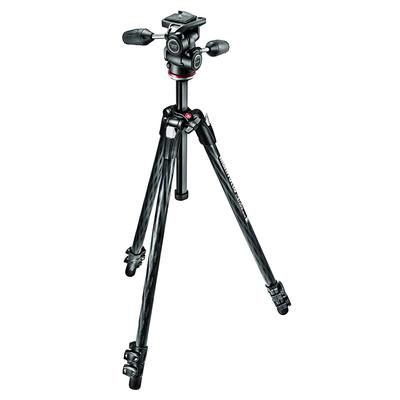 Tripod Carbon Xtra with 804 Head Kit