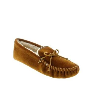 Men's Pile Lined Softsole Moccasin