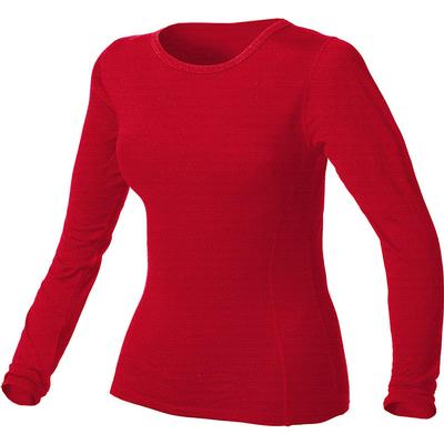 Women's 100% Wool Mid Weight Crew Neck