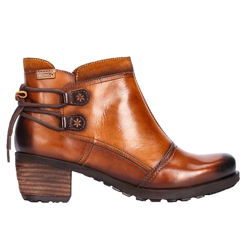 Le Mans Back Lace Boot Womens F18