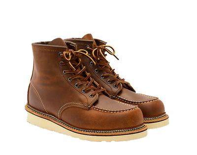 Men's Classic Moc Toe Boot