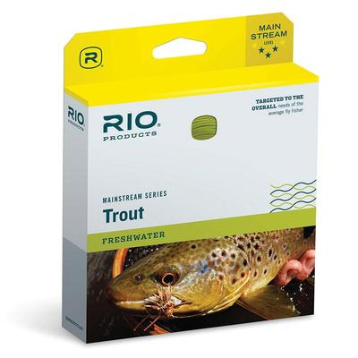 Mainstream Trout WF Fly Line