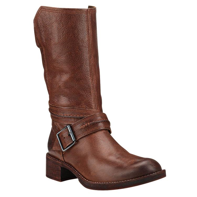 Womens Whittemore Mid Side- Zip Boots