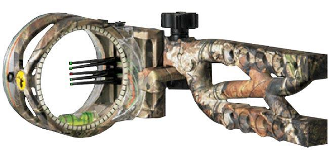 Cypher Series 5 Pin Bow Sight - Camo