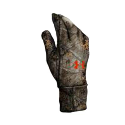 Mens ColdGear Camo Liner Gloves