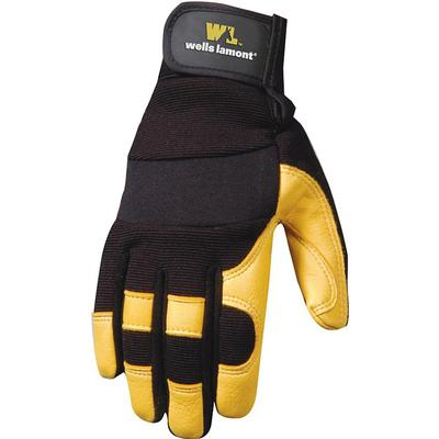 Women's Ultra Comfort Grain Deerskin Gloves