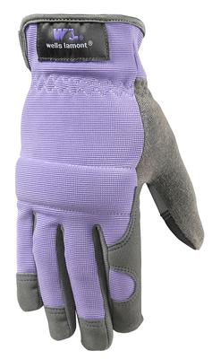 Women's Gloves Synthetic Leather