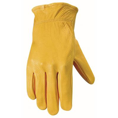 Men's Ultra Comfort Insulated Grain Deerskin Gloves
