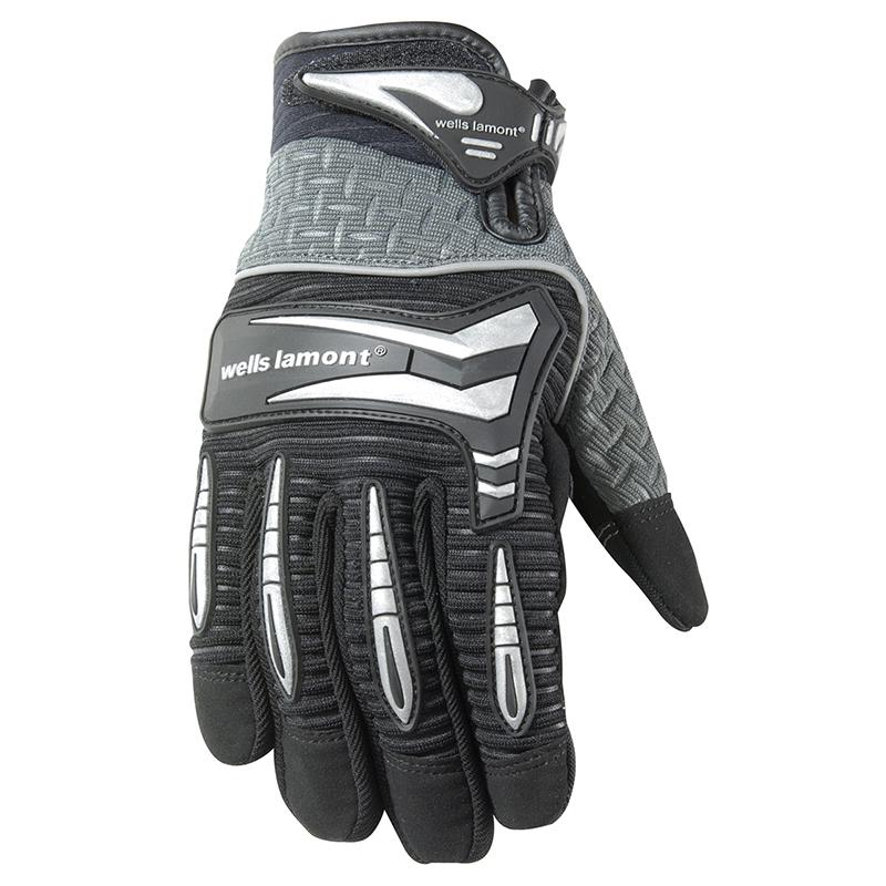 Men's Heavy Duty Knuckle Protection Gloves