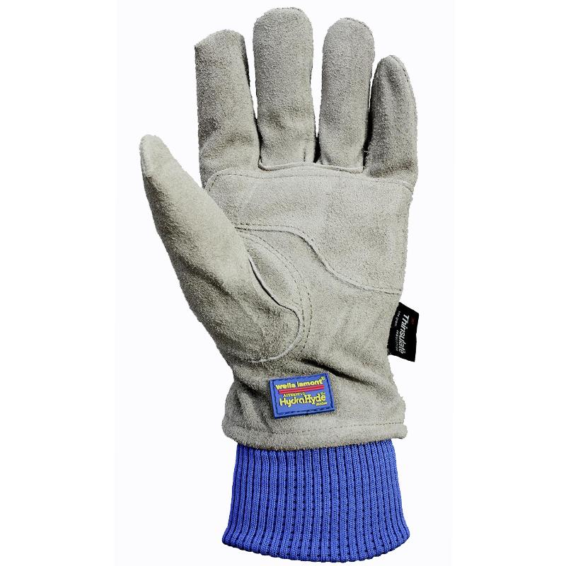 Men's Hydrahyde ® Insulated Suede Cowhide Gloves