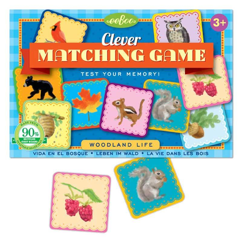 Clever Matching Game