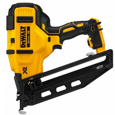 20V MAX XR 16 GA Angled Finish Nailer - Tool Only