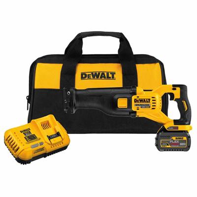 FLEXVOLT 60V MAX Reciprocating Saw 1 Battery Kit