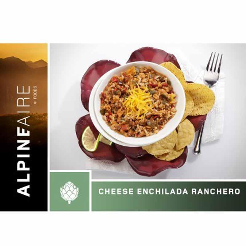 Cheese Enchilada Ranchero Entree