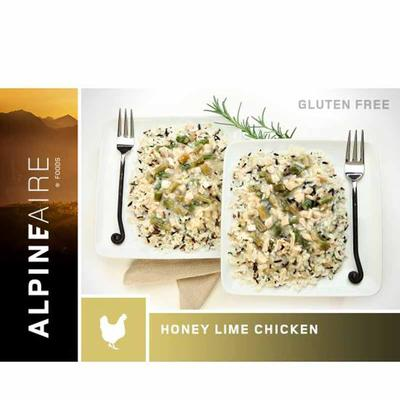 Honey Lime Chicken Entree