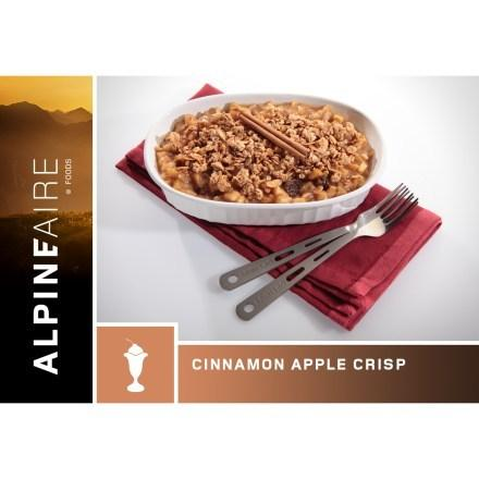 Cinnamon Apple Crisp Dessert